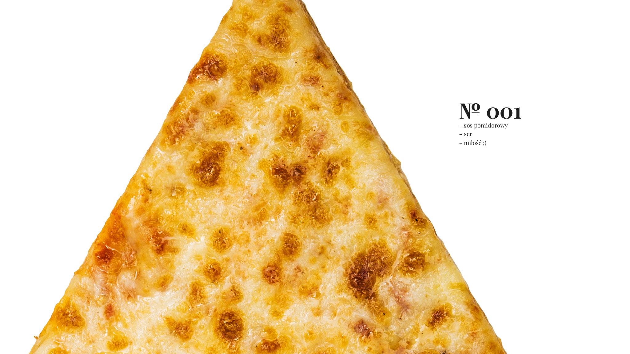 Pizza 60 freebee system – sos pomidorowy – ser – miłość ;)